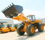 20 toneladas de tamanho grande do peso 6 toneladas de carregador de pá