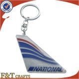 Artigianato piano su ordinazione Keychains (FTKC1539A) di figura del metallo all'ingrosso poco costoso di qualità superiore