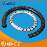 Qualitäts-weiße Spirale, die Bänder einwickelt