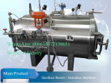 1000L Horizontal Retort Sterilizer Retort para Canned Food
