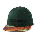 急な回復の新しい方法時代の平らなバイザーの帽子