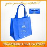 Многоразовая складывая хозяйственная сумка (BLF-NW117)