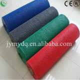 Estera al aire libre de interior plástica del PVC S de la alfombra