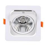 LED 천장 점화 AC85-2650V 램프가 10W 옥수수 속에 의하여 아래로 점화한다
