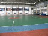Het binnen Hof Spu van het Basketbal van het Synthetische Rubber
