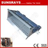 Channel Circulation Air HeatingのためのLPG Burner Duct Burner