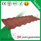 Плитка крыши листа толя Galvanzie виллы Китая