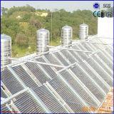 солнечный коллектор топления пола 450L для корейского рынка