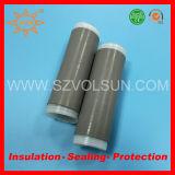 Пробка Shrink силиконовой резины предохранения от разъема коаксиального кабеля холодная