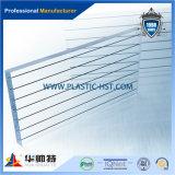 Feuille acrylique transparente de PMMA avec fil dans des matériaux de construction