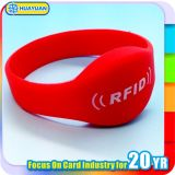 ISO14443A MIFARE DESFire EV1 2K Silikon RFID Wristband