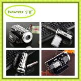 24MPカムコーダーの充電器小型HDデジタルのビデオ・カメラ