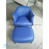 オットマン(HW-6700S)が付いている現代居間の余暇の椅子