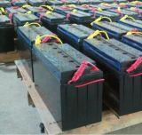 Cadre de batterie solaire souterrain de réverbère