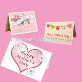 Cartões de Pape da arte para o dia do Valentim