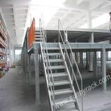 suelo de entresuelo pesado del almacenaje del almacén del cargamento 500kg/Sqm