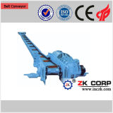 Alto Performance Belt Conveyor in Ore Dressing Line