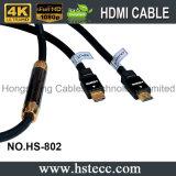 cabo de fibra óptica ativo de alta velocidade de 50m HDMI