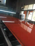 Hoja de acrílico del plexiglás de la hoja del molde grueso usada en el proyecto de Oceanarium