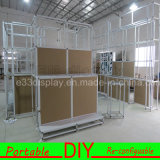 Soporte de DIY, reutilizable, versátil y portable de la exposición
