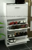 Просто самомоднейшие 3 слоя шкафа ботинка (BR-SC001)