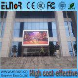 Tabellone per le affissioni esterno della visualizzazione di LED di colore completo dell'affitto P6.66