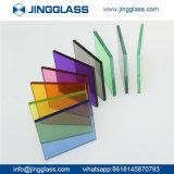 A segurança de construção barata do edifício do preço laminou o vidro colorido vidro matizado AS/NZS
