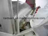 De roterende Riem Pastillator van het Roestvrij staal