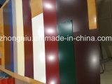 El color de la pintura de Akzonobel cubrió la bobina de acero para los azulejos de material para techos