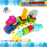 Kinder Plasitc Tischplattenspielzeug-Serien-Bausteine