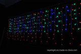 Indicatori luminosi variopinti dell'interno del ghiacciolo di natale LED della decorazione