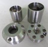Precisión de aluminio que trabaja a máquina piezas dadas vuelta CNC