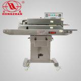 Máquina contínua horizontal da selagem de CBS1100h para a selagem do saco
