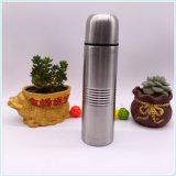 2016 neue Edelstahl-Vakuumbüro-Kaffeetasse des Entwurfs-750ml doppel-wandige mit sicherem Mund