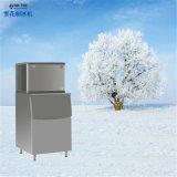 Dédoubler-Type machine de glace de flocon de neige avec le grand coffre d'entreposage dans la glace