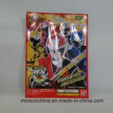 3 de Zak van de Verpakking van de Folie van het Aluminium van de Verbinding van kanten voor de Zak van het Stuk speelgoed