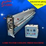 Macchina calda della pressa di raffreddamento ad acqua della giuntura della pressa della giuntura del nastro trasportatore del PVC dell'acciaio inossidabile
