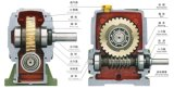 Endlosschraube Wpa Getriebe-rechtwinklige Endlosschraube