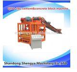 Самый лучший продавая блок Qtj4-26A полуавтоматный делая машину