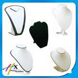 펜던트, 반지, 목걸이 및 반지를 위한 보석 전시 쟁반