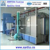 Machine de pulvérisation automatique électrostatique chaude de pistolage 2016