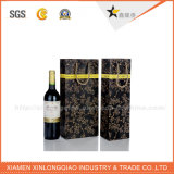 De professionele Fabrikant Aangepaste Zakken van het Document voor de Fles van de Wijn