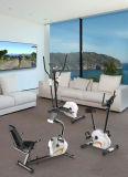 Amaestradores elípticos reclinados verticales de ejercicio de la serie barata de las bicis