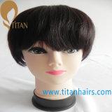Nuova parrucca dei capelli umani di Remy di Short di modo di stile