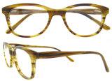 Het beste Verkopende Frame van het Oogglas van de Acetaat van de Manier Optische voor Dames