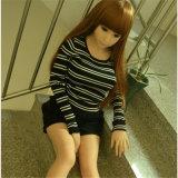 Muñeca realista del sexo del estilo asiático suave de calidad superior de la piel (los 145cm)