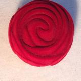 Максимум коробки кольца красного цвета качества розовой