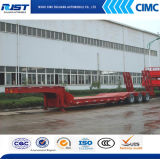 70t Low Bed Semi Trailer