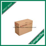 El papel impreso de color personalizado de embalaje caja de papel corrugado