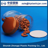 Food di plastica Packaging Bottle con Screw Cover